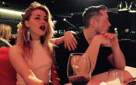 Amber Heard xác nhận hẹn hò tỷ phú Elon Musk giàu gấp bội chồng cũ Johnny Depp