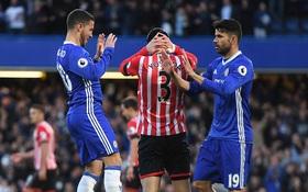 Chelsea thắng đậm, nới rộng cách biệt với Tottenham lên 7 điểm