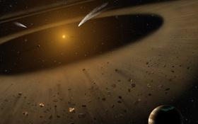 """Lại tìm ra một """"hệ Mặt trời"""" ở cực gần, khoảng cách chỉ bằng 1/4 niềm hy vọng lớn nhất để tìm ra sự sống"""
