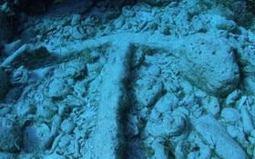 Phi hành gia NASA phát hiện mỏ neo khủng - mở ra manh mối về kho báu của Christopher Columbus