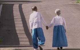 Chuyến du lịch giản dị của cặp vợ chồng già khiến bạn nhận ra hạnh phúc chẳng ở đâu xa