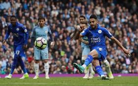 Tại sao trọng tài từ chối bàn thắng penalty của Mahrez trước Man City