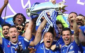 Chelsea đại thắng trong ngày nâng cao Cúp vô địch