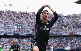 Ronaldo nổ súng, Real vô địch La Liga sau 5 năm chờ đợi