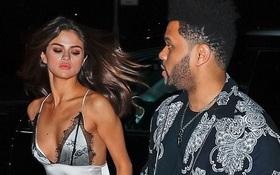 Selena Gomez quá gợi cảm trên phố, khiến The Weeknd cũng ngỡ ngàng