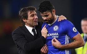 "Diego Costa: ""Conte nhắn tin bảo tôi rời Chelsea"""