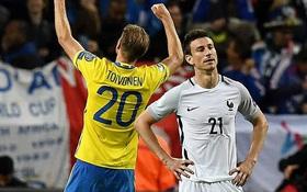 Giroud lập siêu phẩm, Pháp vẫn thua ngược Thụy Điển phút bù giờ