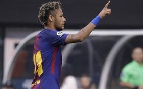 Neymar lập cú đúp đẳng cấp giúp Barca đả bại Juventus