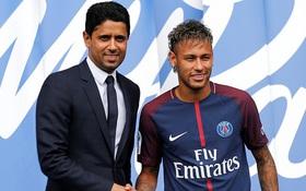 Neymar không thể đá trận ra mắt PSG vì bị gây khó dễ
