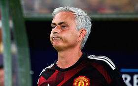 Mourinho đổ lỗi cho trọng tài sau trận thua Real Madrid