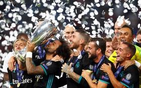 Real Madrid hạ Man Utd, giành Siêu Cúp châu Âu