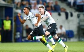 Sao trẻ tỏa sáng, Liverpool ca khúc khải hoàn trên đất Đức