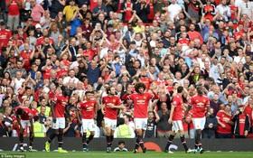 Man Utd thắng trận thứ 3 liên tiếp, vô đối trên bảng xếp hạng