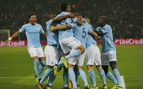Đánh phủ đầu trong 10 phút, Man City thắng lớn trên đất Hà Lan