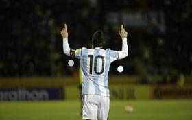 """""""Nơi đâu có Messi, nơi đó có hy vọng"""""""