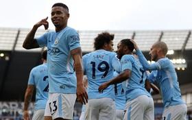 Man City thắng hủy diệt, phá kỷ ghi bàn lục tồn tại 123 năm