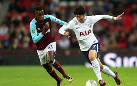 Highlights Tottenham 2-3 West Ham