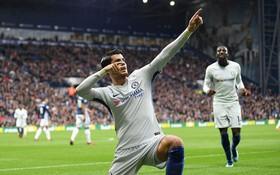 Chelsea hủy diệt West Brom, tiếp tục đeo bám Man City