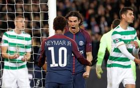 Neymar lập cú đúp trong chiến thắng hủy diệt của PSG
