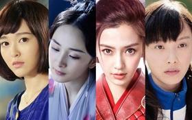 """20 sao nữ Hoa Ngữ """"đụng hàng chan chát"""" vì trùng vai diễn trên màn ảnh"""
