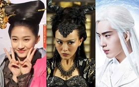 35 tạo hình trong phim khiến sao Hoa ngữ nhìn lại chỉ muốn độn thổ!