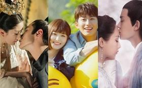 """17 cặp đôi màn ảnh Hoa Ngữ """"công khai"""" tình cảm nhân ngày Valentine châu Á"""