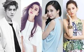 """Trước Quan Hiểu Đồng, Luhan đã từng """"dính thính"""" của 3 mỹ nhân Hoa Ngữ này trên màn ảnh!"""
