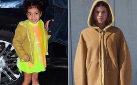 Kim - Kanye sắp ra mắt BST thời trang trẻ em, bé North đương nhiên là người diện đầu tiên
