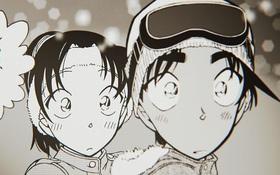 """""""Conan: Bản Tình Ca Màu Đỏ Thẫm"""": Đừng bỏ qua màn thả thính dồn dập của cặp đôi Osaka!"""