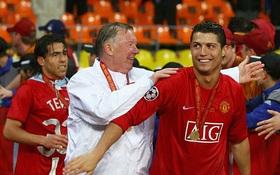 Sir Alex trị căn bệnh yếu đuối của Ronaldo như thế nào?