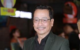 """Ông trùm Phan Quân """"Người Phán Xử"""" xuất hiện lịch thiệp, đến ủng hộ phim """"Cô Ba Sài Gòn"""""""