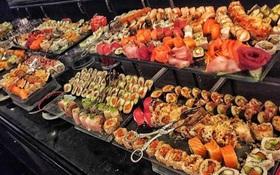 18 bức hình khiến hội ghiền sushi cảm thấy phát cuồng