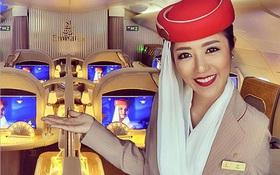 Sống ảo, nữ tiếp viên hàng không ăn cắp ảnh rồi ghép hình mình vào để khoe khoang