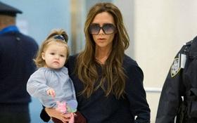Harper Beckham khoe giọng hát siêu đáng yêu dành tặng mẹ Victoria