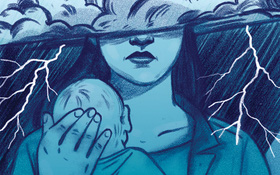 """Từ cái chết của em bé 33 ngày tuổi: Chưa bao giờ nỗi đau """"trầm cảm sau sinh"""" lại khiến người ta bàng hoàng đến thế!"""