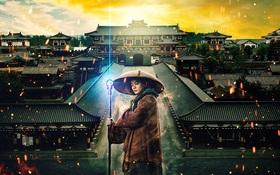 """Bom tấn điện ảnh Trung - Nhật """"KU-KAI"""" hé lộ phim trường quy mô hơn 123 tỷ đồng"""