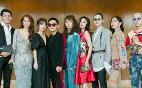 """Loạt gương mặt đình đám MXH Việt cùng """"oanh tạc"""" thảm đỏ Influence Asia 2017!"""