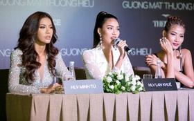 """HLV """"The Face Việt"""" liên tục bị chất vấn về việc đến trễ và tin đồn chèn ép"""