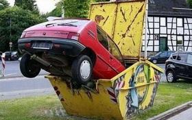 16 tai nạn đỉnh cao chỉ có thể là của hội mới học lái ô tô