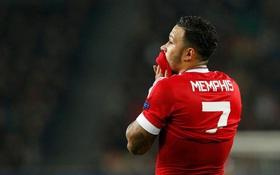 """Man Utd chính thức chia tay """"Ronaldo Hà Lan"""""""