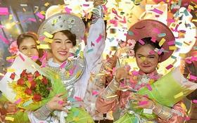 """Cao Công Nghĩa - Thiện Nhân chính thức đăng quang """"Cặp đôi vàng"""""""