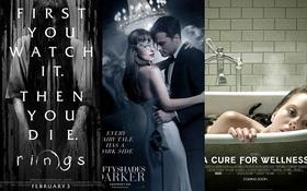 Tháng 2: Tháng của những bộ phim kinh dị và kỳ ảo