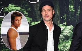 """Brad Pitt - """"Người đàn ông hấp dẫn nhất hành tinh"""" giờ đây vừa già vừa ốm trên thảm đỏ"""