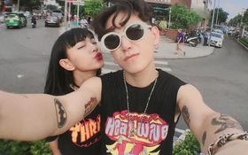 Trước khi chia tay, cặp đôi Châu Bùi - Decao đã có một tình yêu ai cũng ghen tị!