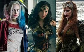 3 nữ thần đến từ Vũ trụ Điện ảnh DC này chắc chắn sẽ đốn tim bạn!