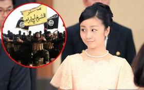 Đài truyền hình nổi tiếng Nhật Bản nhầm Công chúa xinh đẹp nhất Hoàng tộc nước này thành thân nhân IS