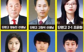 Câu chuyện buồn về 9 nạn nhân vẫn chưa được tìm thấy trong thảm kịch chìm phà Sewol