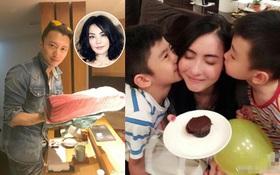 Tạ Đình Phong có thể vì Vương Phi mà làm đại tiệc cá ngừ, nhưng chẳng thể vì con trai mà làm chiếc bánh sinh nhật giản đơn