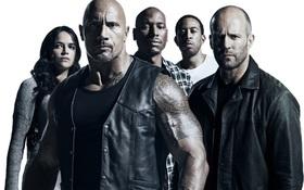 """Cái kết của """"Fast & Furious 8"""" đưa khán giả tới đâu?"""