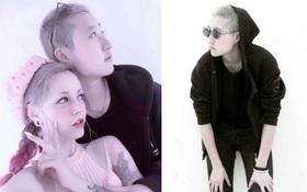 Sau khi công khai đồng tính, con của Thành Long chia sẻ hình ảnh tình tứ bên bạn gái 30 tuổi